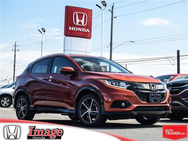 2019 Honda HR-V Sport (Stk: 9H27) in Hamilton - Image 1 of 21