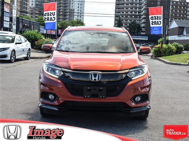 2019 Honda HR-V Sport (Stk: 9H28) in Hamilton - Image 2 of 22