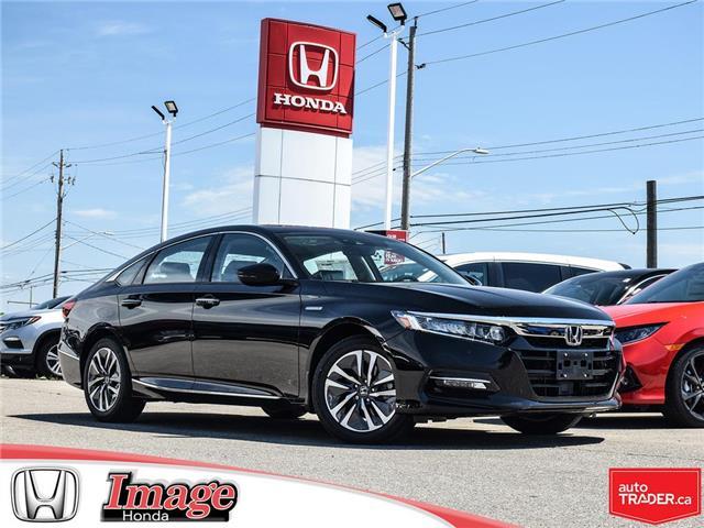 2019 Honda Accord Hybrid Touring (Stk: 9A179) in Hamilton - Image 1 of 20