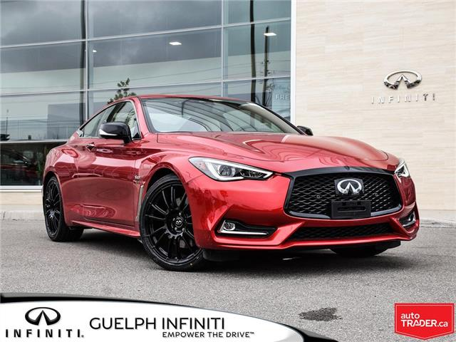2019 Infiniti Q60 3.0t I-LINE RED SPORT (Stk: I6947) in Guelph - Image 1 of 27