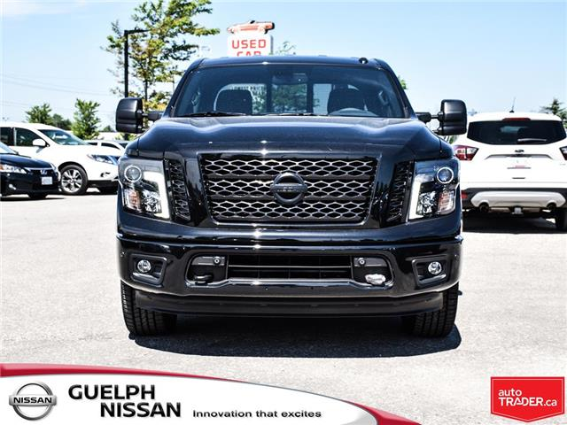 2019 Nissan Titan SV Midnight Edition (Stk: N20189) in Guelph - Image 2 of 27