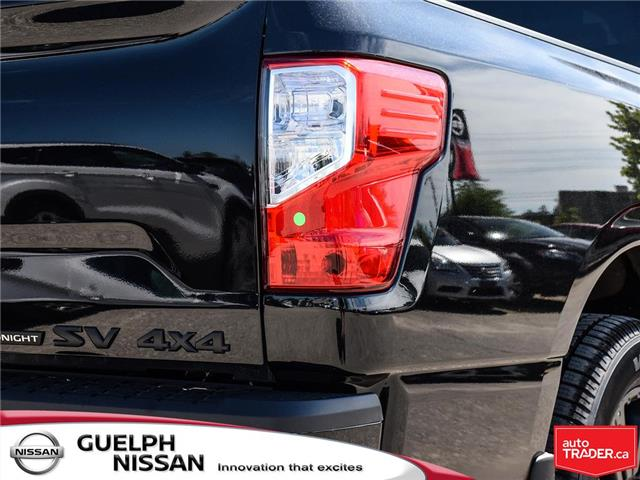 2019 Nissan Titan SV Midnight Edition (Stk: N20189) in Guelph - Image 7 of 27