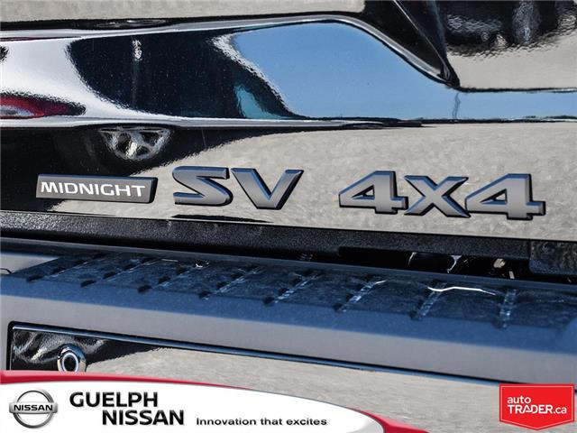 2019 Nissan Titan SV Midnight Edition (Stk: N20189) in Guelph - Image 8 of 27