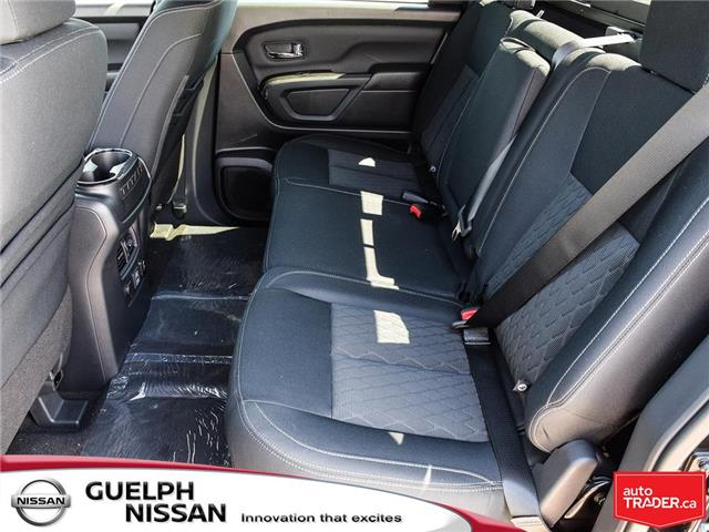 2019 Nissan Titan SV Midnight Edition (Stk: N20189) in Guelph - Image 14 of 27