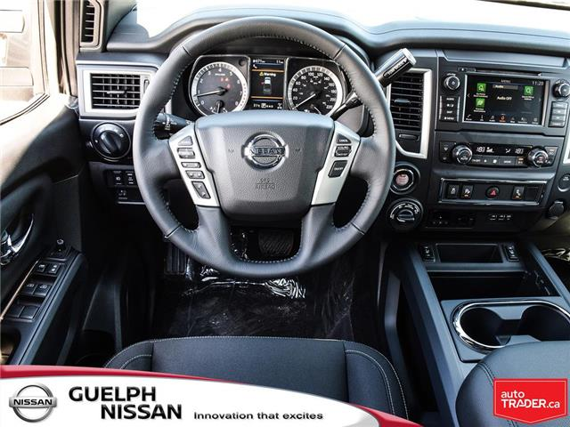2019 Nissan Titan SV Midnight Edition (Stk: N20189) in Guelph - Image 16 of 27
