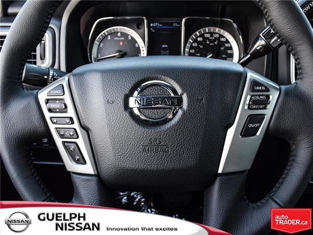 2019 Nissan Titan SV Midnight Edition (Stk: N20189) in Guelph - Image 18 of 27