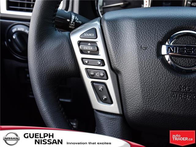 2019 Nissan Titan SV Midnight Edition (Stk: N20189) in Guelph - Image 19 of 27