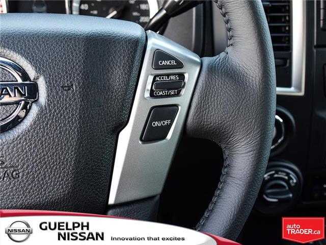 2019 Nissan Titan SV Midnight Edition (Stk: N20189) in Guelph - Image 20 of 27