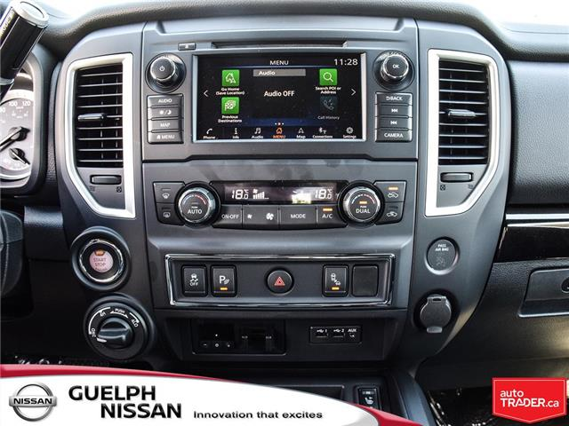 2019 Nissan Titan SV Midnight Edition (Stk: N20189) in Guelph - Image 22 of 27