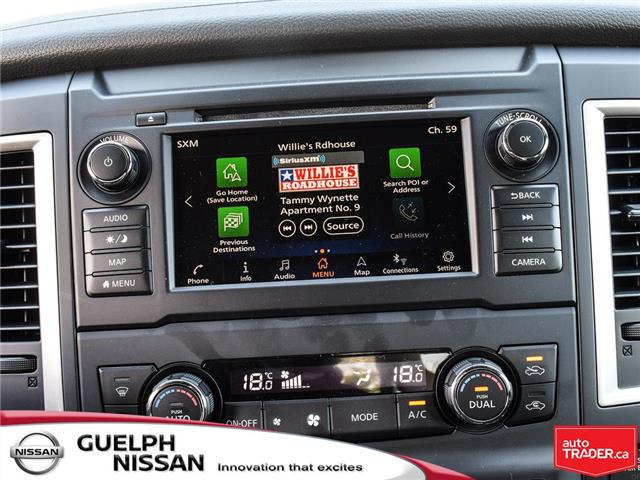 2019 Nissan Titan SV Midnight Edition (Stk: N20189) in Guelph - Image 23 of 27