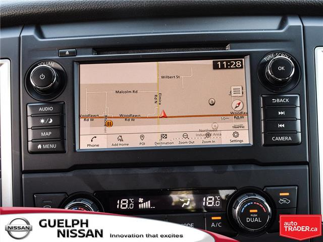 2019 Nissan Titan SV Midnight Edition (Stk: N20189) in Guelph - Image 24 of 27