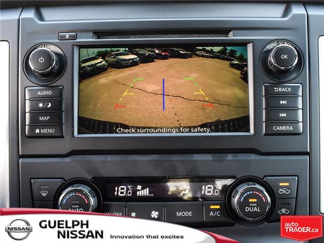 2019 Nissan Titan SV Midnight Edition (Stk: N20189) in Guelph - Image 25 of 27