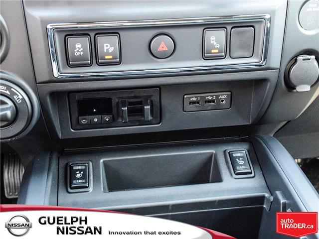 2019 Nissan Titan SV Midnight Edition (Stk: N20189) in Guelph - Image 26 of 27
