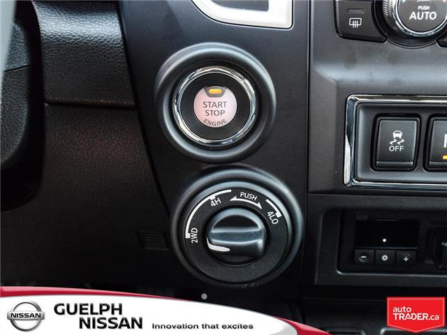 2019 Nissan Titan SV Midnight Edition (Stk: N20189) in Guelph - Image 27 of 27