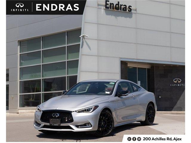 2019 Infiniti Q60 3.0t I-LINE RED SPORT (Stk: 60643) in Ajax - Image 1 of 25