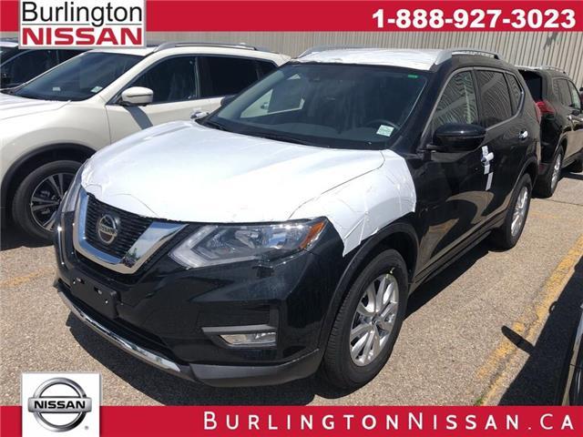 2019 Nissan Rogue SV (Stk: Y2674) in Burlington - Image 1 of 6
