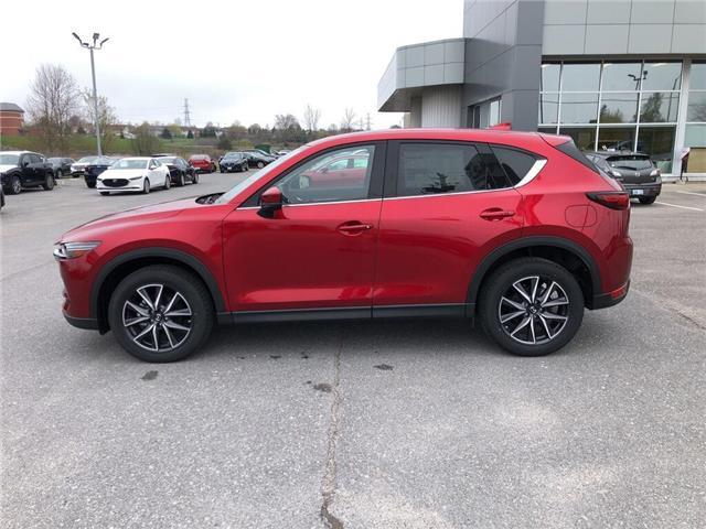 2018 Mazda CX-5 GT (Stk: 18T095) in Kingston - Image 3 of 16