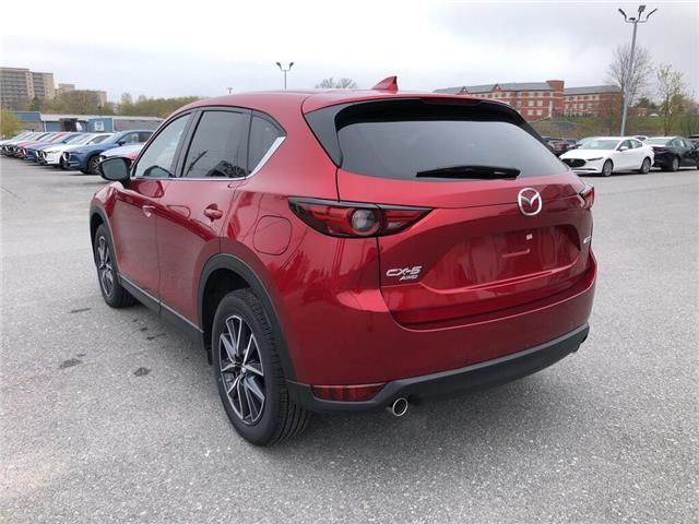 2018 Mazda CX-5 GT (Stk: 18T095) in Kingston - Image 4 of 16