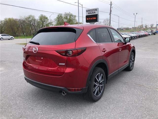 2018 Mazda CX-5 GT (Stk: 18T095) in Kingston - Image 6 of 16