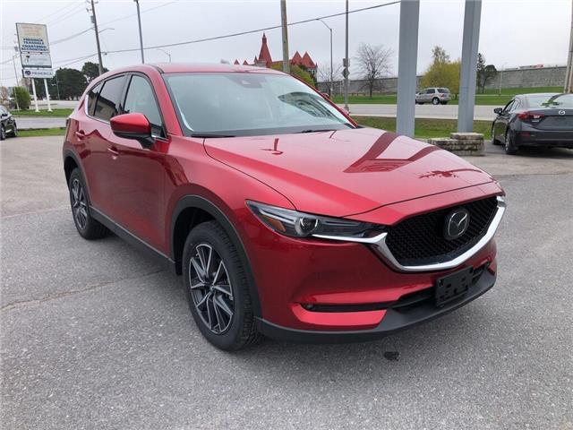 2018 Mazda CX-5 GT (Stk: 18T095) in Kingston - Image 8 of 16