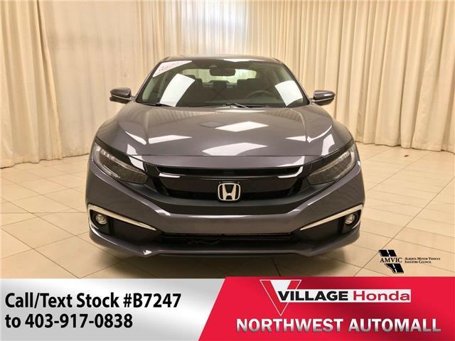 2019 Honda Civic Touring (Stk: B7247) in Calgary - Image 2 of 30
