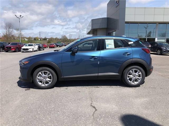 2019 Mazda CX-3 GS (Stk: 19T118) in Kingston - Image 3 of 16