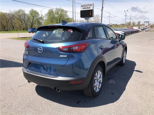 2019 Mazda CX-3 GS (Stk: 19T118) in Kingston - Image 6 of 16