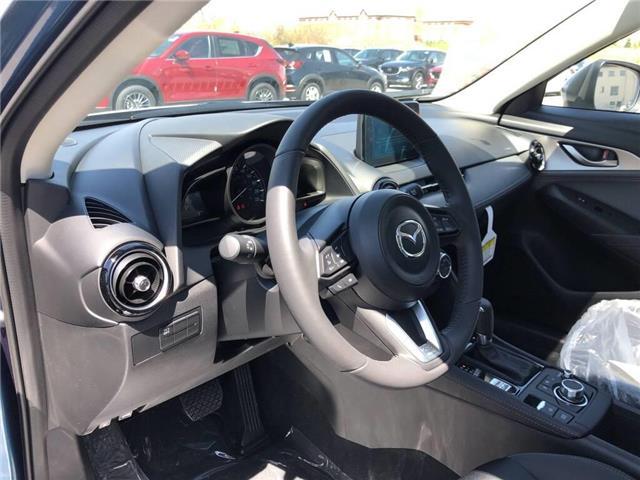 2019 Mazda CX-3 GS (Stk: 19T118) in Kingston - Image 10 of 16