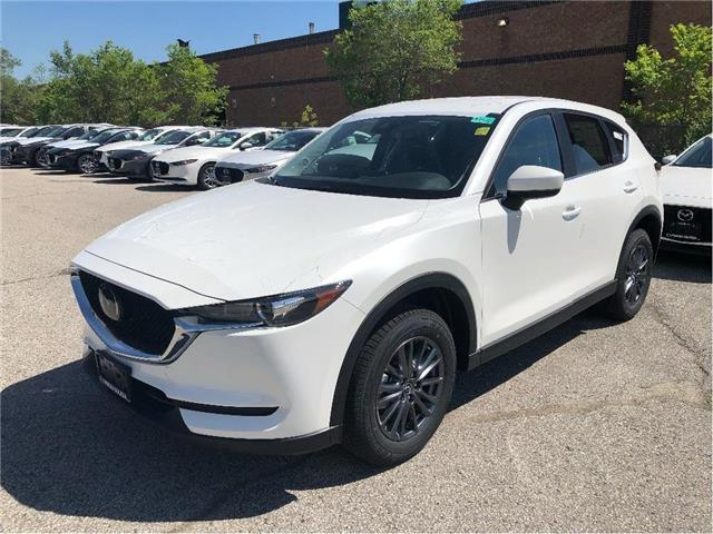 2019 Mazda CX-5 GS (Stk: 19-415) in Woodbridge - Image 1 of 15