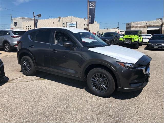 2019 Mazda CX-5 GS (Stk: 19-422) in Woodbridge - Image 6 of 15