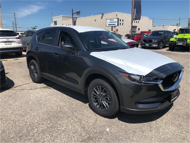 2019 Mazda CX-5 GS (Stk: 19-422) in Woodbridge - Image 7 of 15