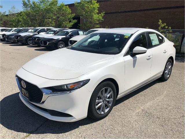 2019 Mazda Mazda3 GS (Stk: 19-416) in Woodbridge - Image 1 of 15