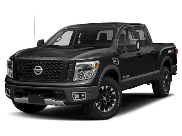 2019 Nissan Titan SV Midnight Edition (Stk: 19580) in Barrie - Image 1 of 9