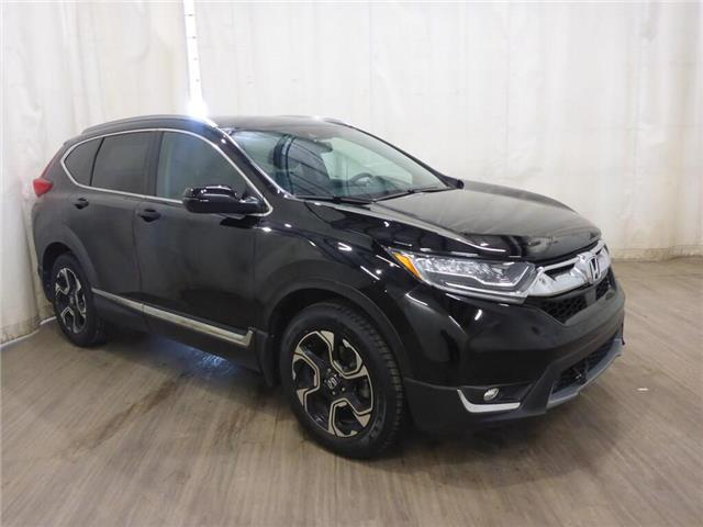 2017 Honda CR-V Touring (Stk: 190622116) in Calgary - Image 1 of 26