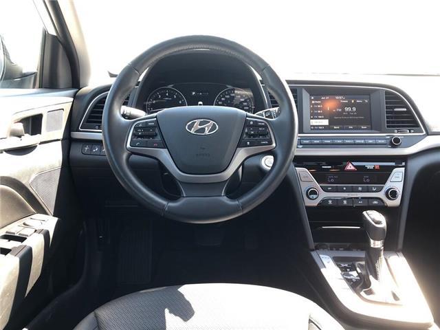 2018 Hyundai Elantra GLS-SUNROOF AND MUCH MORE.... (Stk: U3052) in Scarborough - Image 11 of 21