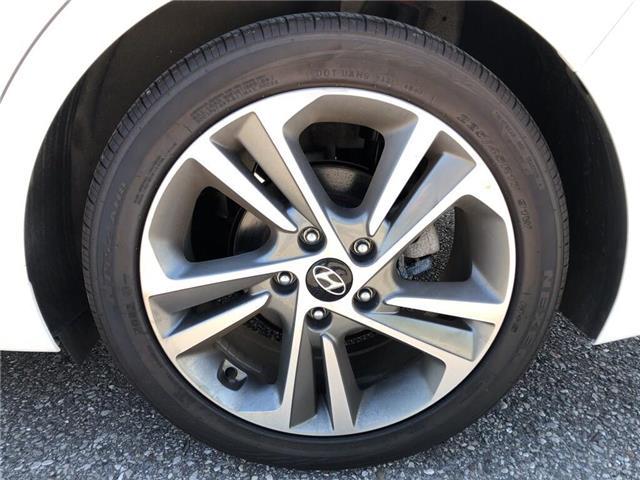 2018 Hyundai Elantra GLS-SUNROOF AND MUCH MORE.... (Stk: U3052) in Scarborough - Image 21 of 21