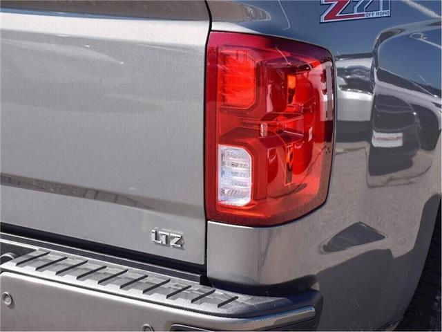 2017 Chevrolet Silverado 1500 LTZ 2LZ/Z71/5.3/TRAILR PK/22s/SUNRF/LTHR (Stk: PL5222) in Milton - Image 7 of 29