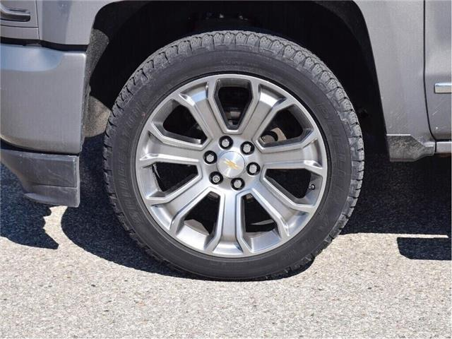 2017 Chevrolet Silverado 1500 LTZ 2LZ/Z71/5.3/TRAILR PK/22s/SUNRF/LTHR (Stk: PL5222) in Milton - Image 9 of 29
