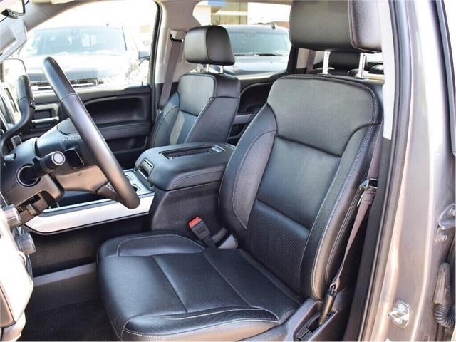 2017 Chevrolet Silverado 1500 LTZ 2LZ/Z71/5.3/TRAILR PK/22s/SUNRF/LTHR (Stk: PL5222) in Milton - Image 12 of 29