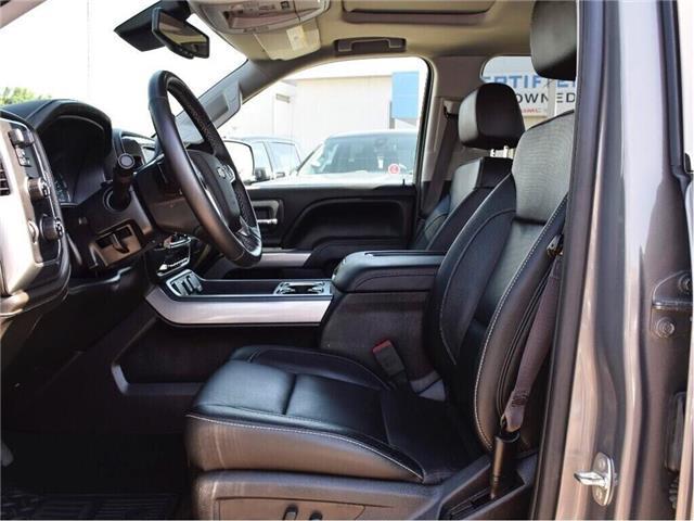 2017 Chevrolet Silverado 1500 LTZ 2LZ/Z71/5.3/TRAILR PK/22s/SUNRF/LTHR (Stk: PL5222) in Milton - Image 13 of 29