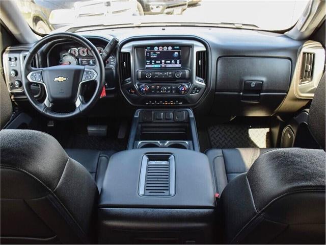 2017 Chevrolet Silverado 1500 LTZ 2LZ/Z71/5.3/TRAILR PK/22s/SUNRF/LTHR (Stk: PL5222) in Milton - Image 16 of 29