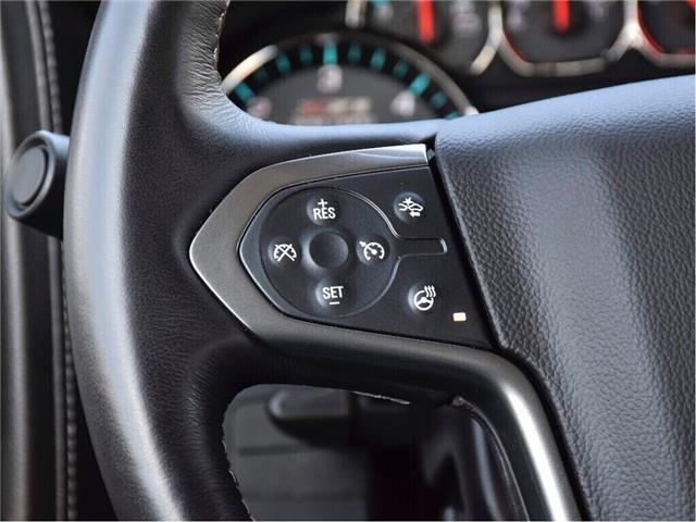 2017 Chevrolet Silverado 1500 LTZ 2LZ/Z71/5.3/TRAILR PK/22s/SUNRF/LTHR (Stk: PL5222) in Milton - Image 18 of 29