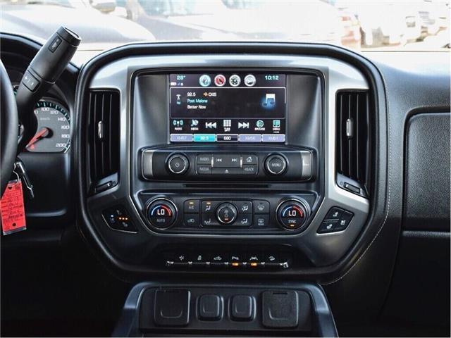 2017 Chevrolet Silverado 1500 LTZ 2LZ/Z71/5.3/TRAILR PK/22s/SUNRF/LTHR (Stk: PL5222) in Milton - Image 21 of 29
