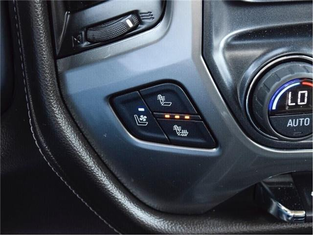 2017 Chevrolet Silverado 1500 LTZ 2LZ/Z71/5.3/TRAILR PK/22s/SUNRF/LTHR (Stk: PL5222) in Milton - Image 25 of 29