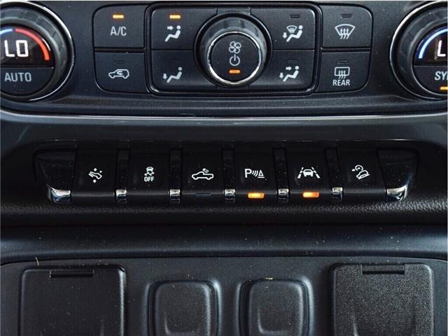 2017 Chevrolet Silverado 1500 LTZ 2LZ/Z71/5.3/TRAILR PK/22s/SUNRF/LTHR (Stk: PL5222) in Milton - Image 26 of 29