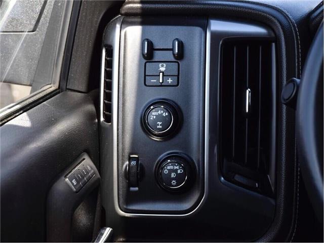 2017 Chevrolet Silverado 1500 LTZ 2LZ/Z71/5.3/TRAILR PK/22s/SUNRF/LTHR (Stk: PL5222) in Milton - Image 27 of 29