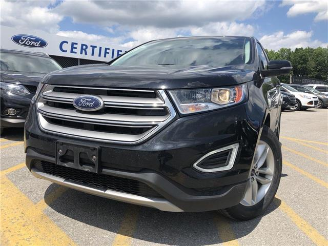 2016 Ford Edge SEL (Stk: NT19432B) in Barrie - Image 1 of 22