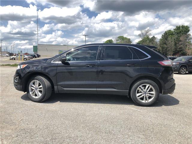 2016 Ford Edge SEL (Stk: NT19432B) in Barrie - Image 2 of 22