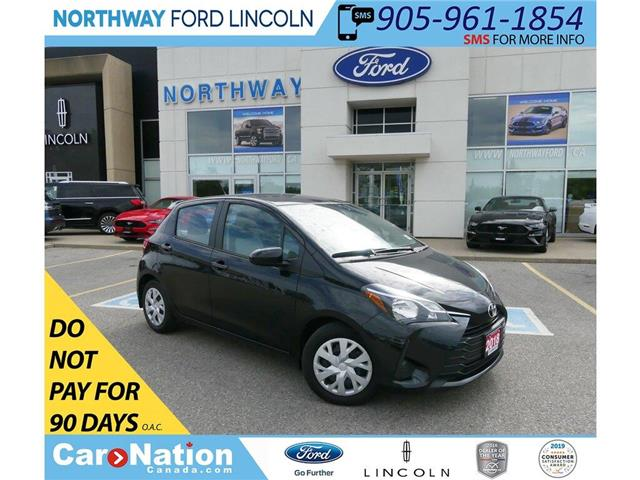 2018 Toyota Yaris LE | HTD SEATS | CRUISE | BLUETOOTH | KEYLESS | (Stk: DR254) in Brantford - Image 1 of 36