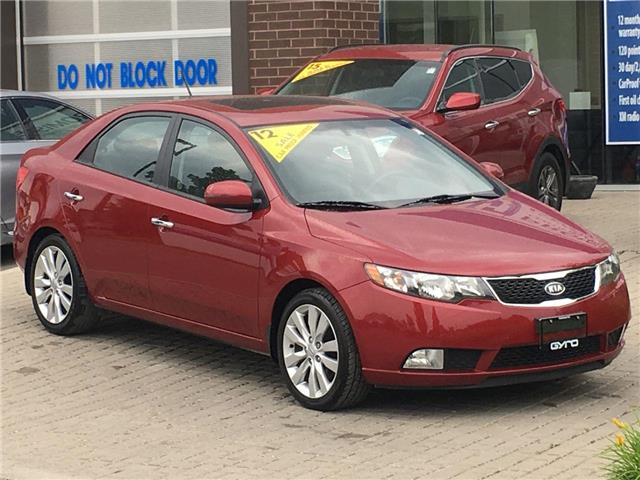 2012 Kia Forte 2.4L SX (Stk: 28668A) in East York - Image 2 of 28